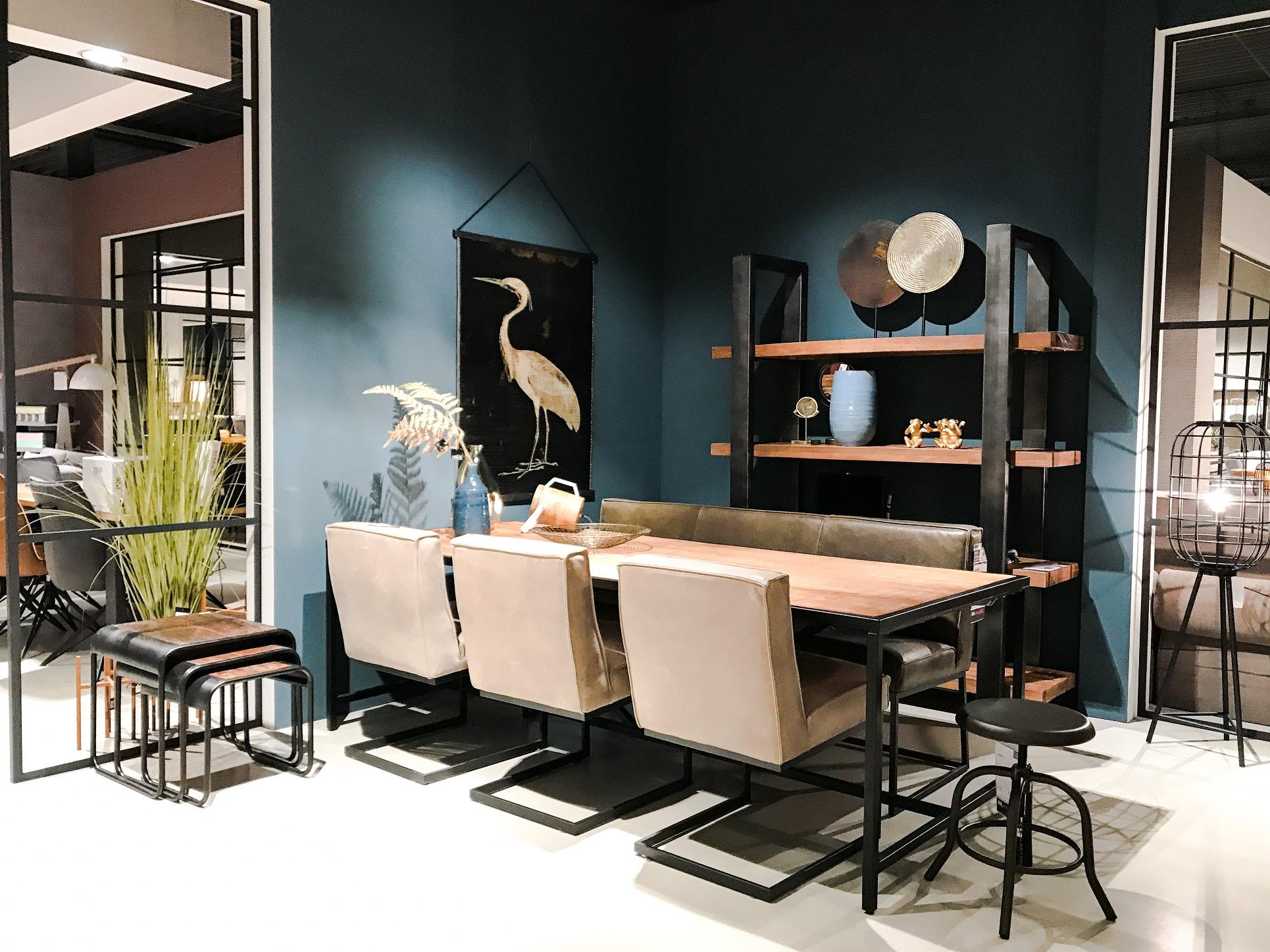 Industriele meubels