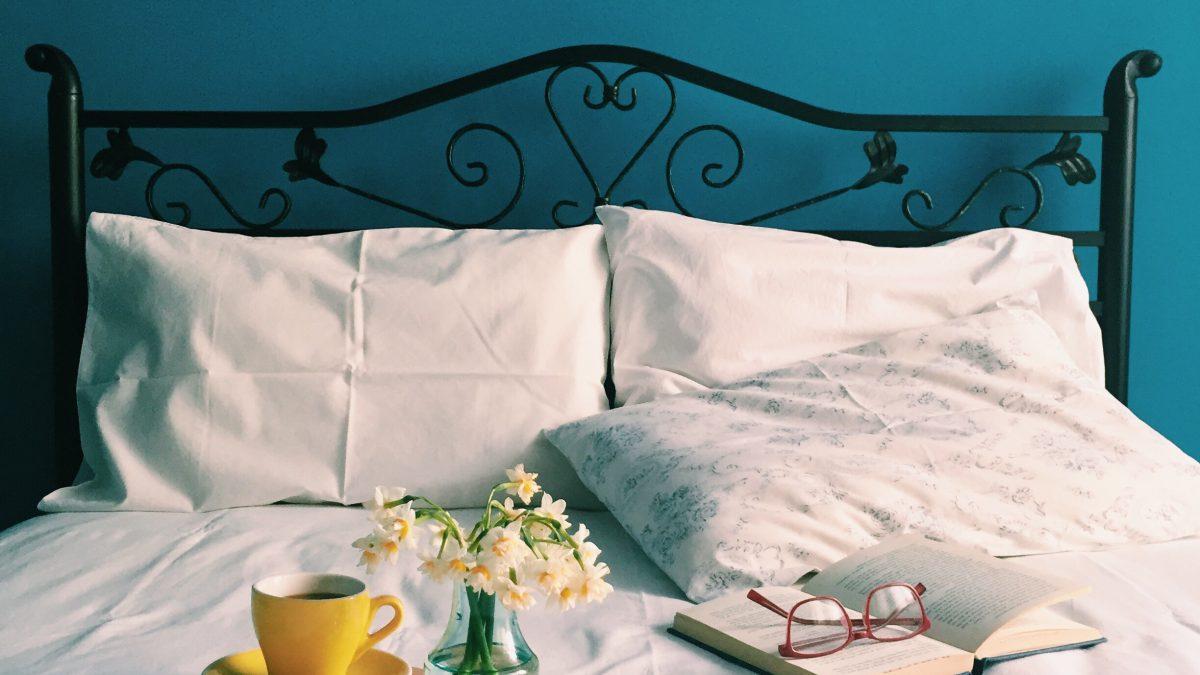 Ben jij op zoek naar een blauwe slaapkamer in huis?