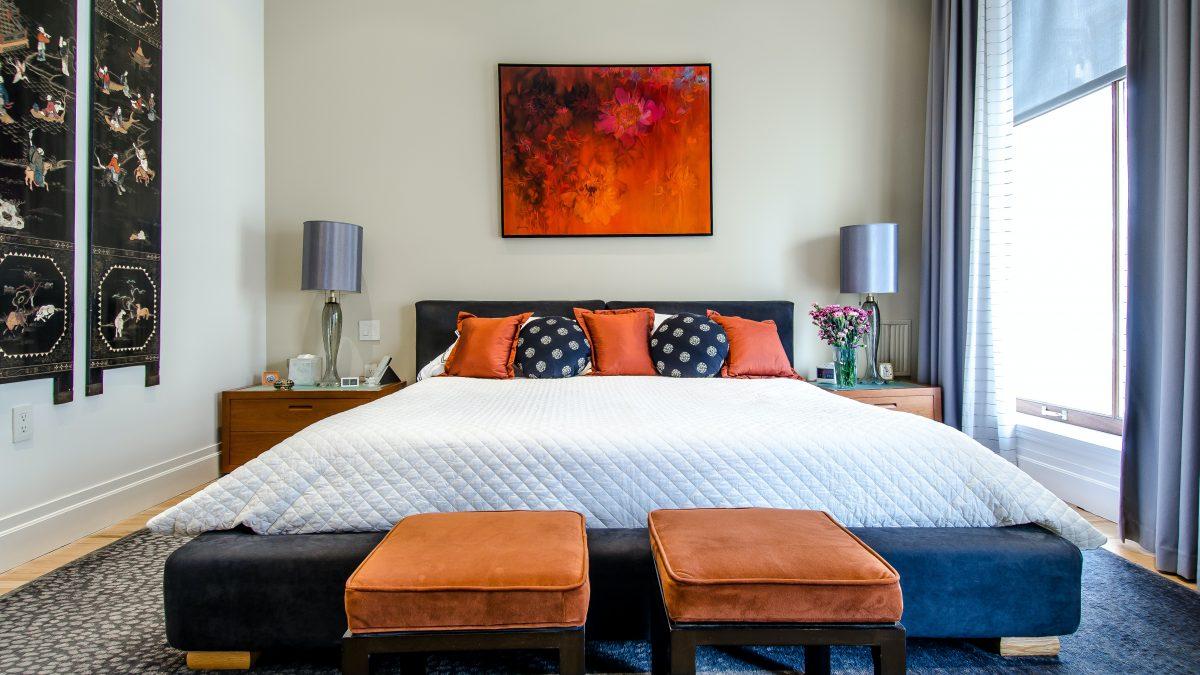 Tips voor het inrichten van een kleine slaapkamer